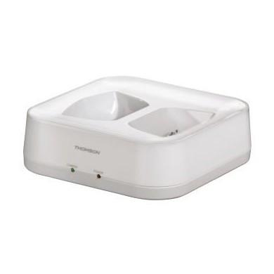 Безжични слушалки HAMA Thomson WHP3311W, Бял