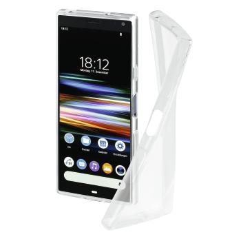 Гръб HAMA Crystal Clear за Sony Xperia 10 Plus, прозрачен
