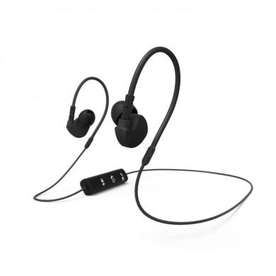 Спортни слушалки HAMA Run BT 177094, In-Ear, Bluetooth, Микрофон, Черен