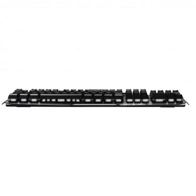 Геймърска метална клавиатура Hama, Urage Cyberboard, USB, RGB