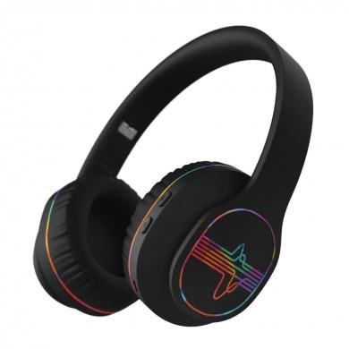 Блутут слушалки Hama VIBE, Стерео, Микрофон, Потискане на шума, Черен