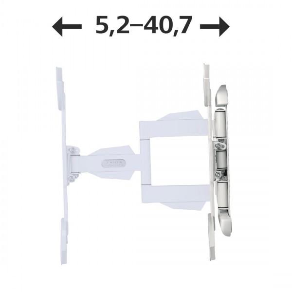 Стенна стойка за TV HAMA 118675, Регулируема, 32