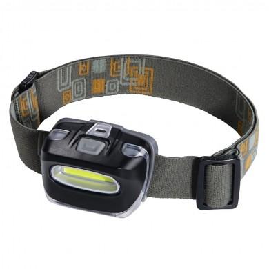 Челник/Фенер LED HAMA COB 110, Черен