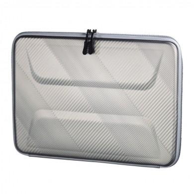 "Универсален калъф за лаптоп HAMA Protection, до 40 см  (15.6""),  удароустойчив, пластмасов, Сив"