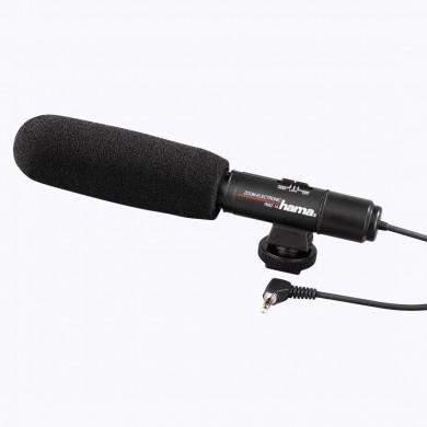 Микрофон HAMA RMZ-14, кардиоден,стерео, 3.5мм