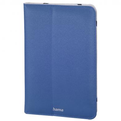 "Универсален калъф-стойка за таблет  HAMA Strap, 24 - 28 cm (9.5 - 11""), Син"