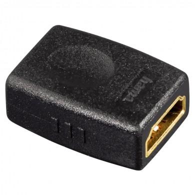 Адаптер HAMA 39860 HDMI женско- HDMI женско, 3 звезди