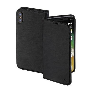 Калъф HAMA Slim за Apple iPhone X, черен