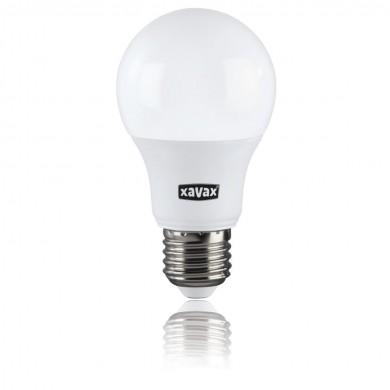 LED крушка XAVAX, 9W, E27, A 60. 2700K, bulb, 2 броя