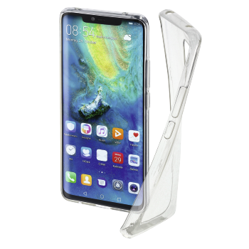 Гръб HAMA Crystal Clear за Huawei Mate 20 Pro, прозрачен
