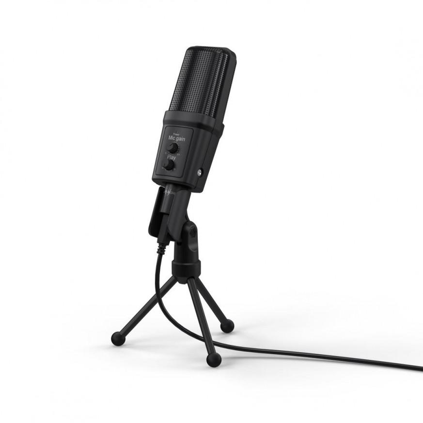 Настолен микрофон uRage Stream 700 HD, Черен