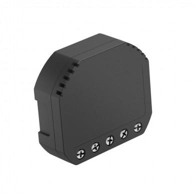 Wi-Fi превключвател HAMA 176556, за освтление и контакти, Alexa, Черен