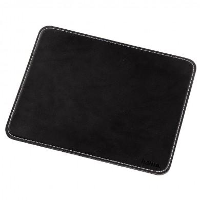 Пад за мишка кожа HAMA - Leather- 54745,Черен