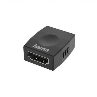 Адаптер HAMA HDMI женско- HDMI женско, Ultra-HD, 4K