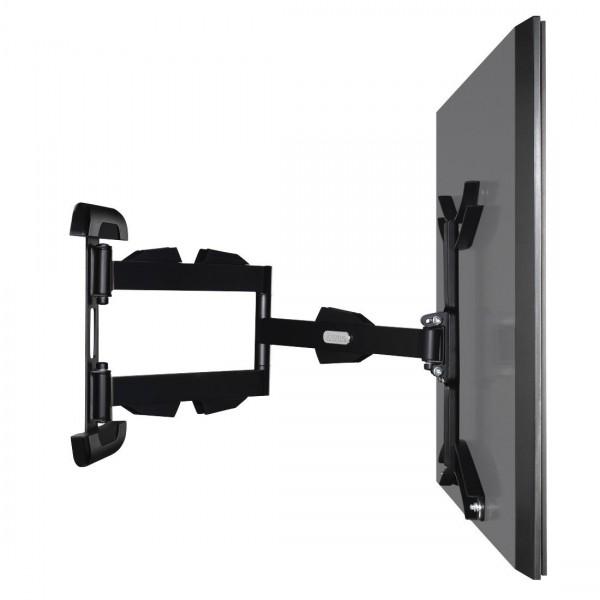 Стенна стойка за TV HAMA 108712, Регулируема, 165 cm (65