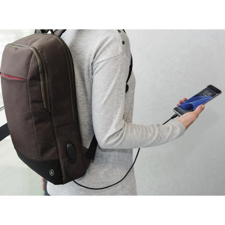 Раница за лаптоп HAMA Manchester, до 40 см, 15.6