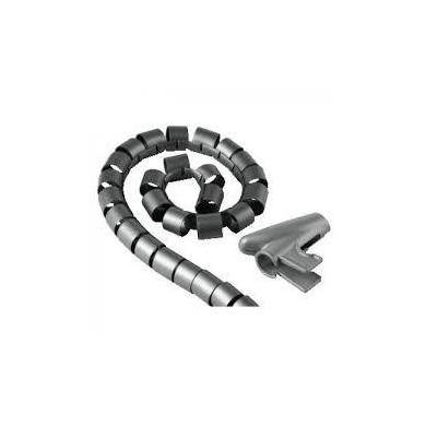 Шлаух спирала сива Easy Cover 2,5 m x 20 mm